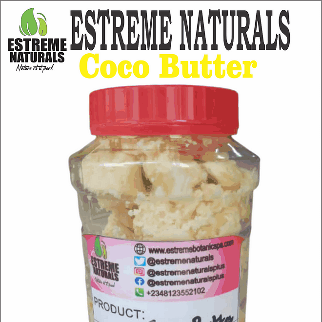 Cocoa butter by estreme therapy Egbeda Lagos