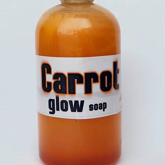 Carrot Glow Soap