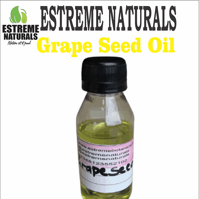Grapeseed oil product at egbeda Lagos | Estreme Therapy